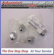 Genuine Subaru Road Wheel Nuts x 5 Most Impreza's 1992 On 28171AJ000 UK & JDM